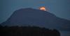Moon over Langøya
