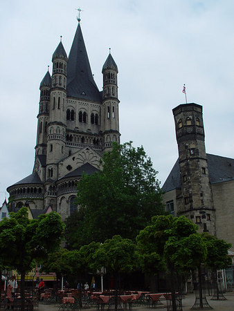 Cologne and Aachen