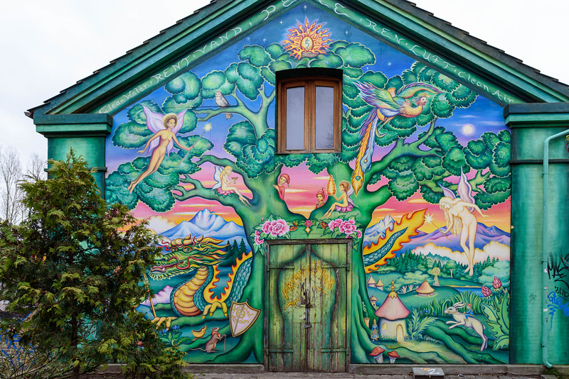 Freetown Christiania Commune