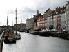 Nyhavn (New Harbor), Copenhagen -- one of the oldest parts of Copenhagen harbor.  Built by King Christian in the 1670s, and now one of the more popular areas of the city, full of restaurants and nightlife.