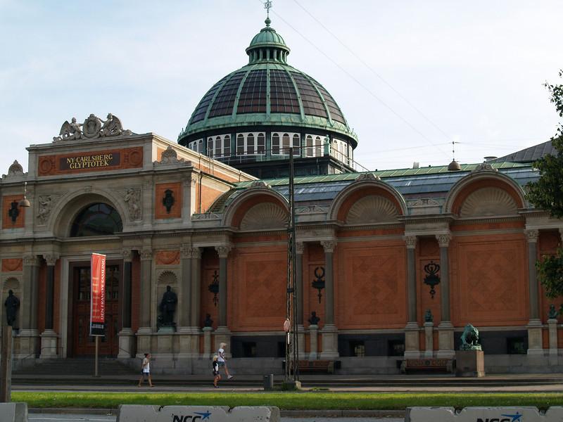 Copenhagen art museum
