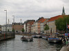 Setting off to explore Copenhagen's canals