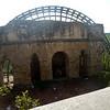 An old Roman epoch water wheel