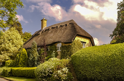 Craftsmanship in Thatch