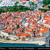 Europe - Croatia - Trogir - Tragurium - Trogkir - UNESCO World Heritage Site - Traù - Trau - Historic town & harbour on the Adriatic coast in Split-Dalmatia County