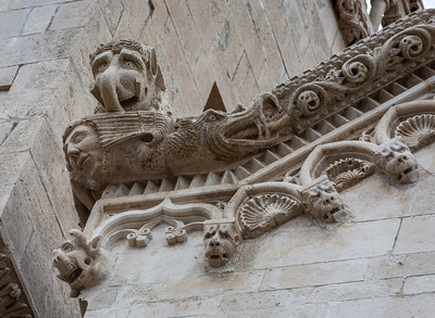 Ornamentation, Cathedral of St. Mark