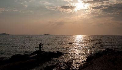Primosten sunset