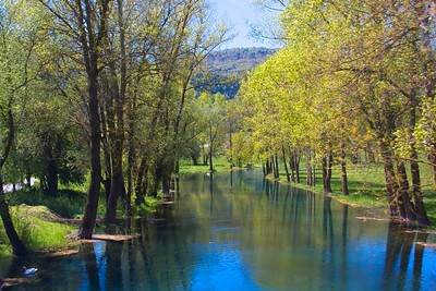 Drive from Licko Lesce to Plitvice