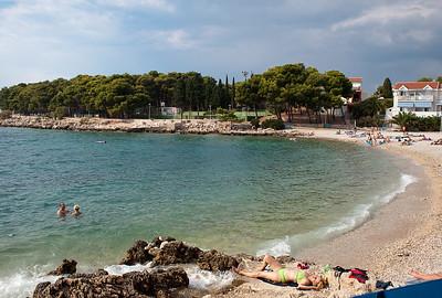 Beach in Primosten