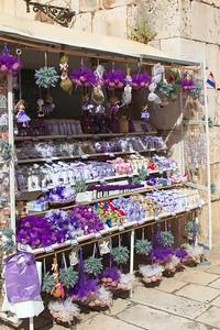 Lavender, Split, Croatia