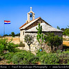 Europe - Croatia - Hrvatska - Dalmatia - Vransko jezero Nature park - Vidikovac Kamenjak