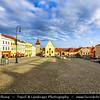 Europe - Czech Republic - Czechia - Jižní Morava - South Moravia - Znojmo - Historical walled town in winemaking region