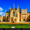 Europe - Czech Republic - Jižní Morava - South Moravia - Břeclav District - Zámek Lednice - Lednice Chateau - UNESCO World Heritage Site - Fairy tale castle part of Lednicko-valtický area natural complex