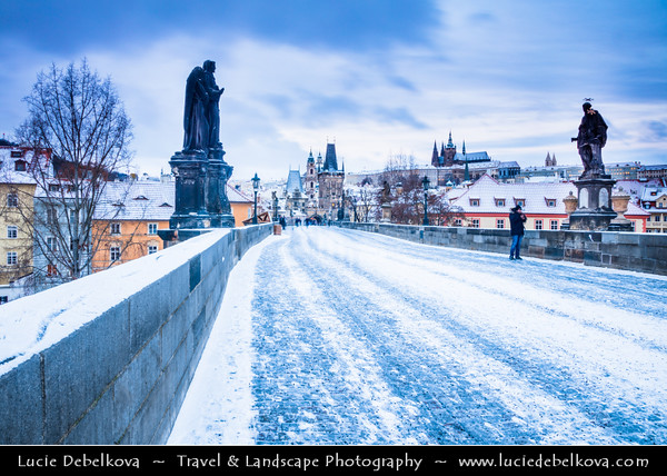 Europe - Czech Republic - Czechia - Bohemia - Čechy - Prague -