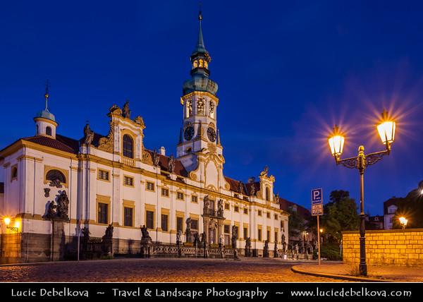 Europe - Czech Republic - Bohemia - Prague - Praha - Historical Centre - Prague Old Town - Staré Město Pražské - UNESCO World Heritage Site - Loreta
