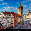 Europe - Czech Republic - Bohemia - Prague - Praha - Capital Cit