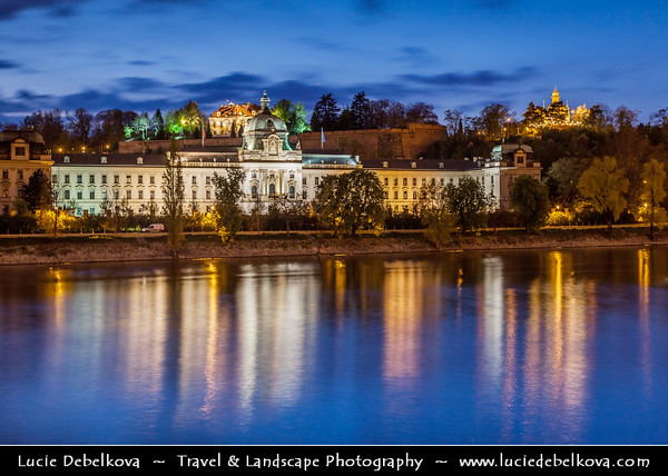 Czech Republic - Prague - Praha - Capital City - Hlavni Mesto - Vladni Palac - Government Palace