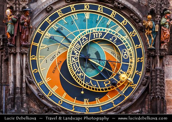 Europe - Czech Republic - Bohemia - Prague - Praha - Historical Centre - Prague Old Town - Staré Město Pražské - UNESCO World Heritage Site - Old Town Square - Staroměstské náměstí