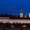 Europe - Czech Republic - Bohemia - Prague - Praha - Historical Centre - Prague Old Town - Staré Město Pražské - UNESCO World Heritage Site - City View from Prague Castle - Pražský hrad