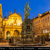 Europe - Czech Republic - Bohemia - Cechy - Prague - Praha - Cap