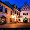 Europe - Czech Republic - South Bohemian Region - Jižní Čechy - Třeboň - Historical Town famous as a capital of fish pond farming area and floodplain forests with surrounding renaissance cities