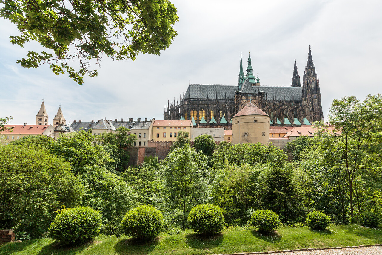 St. Vitus Church, Prague Castle