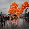 Balloons on the Bridge