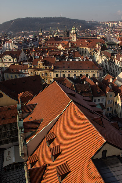 View from Old Town Square<br /> Prague
