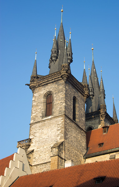 Church of Our Lady Before Tyn<br /> Prague