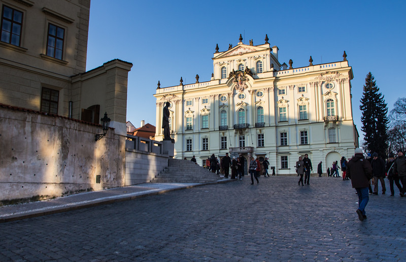 Archbishop's Palace<br /> Prague