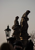 Charles Bridge Statues<br /> Prague