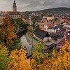 Cesky Krumlov and the River