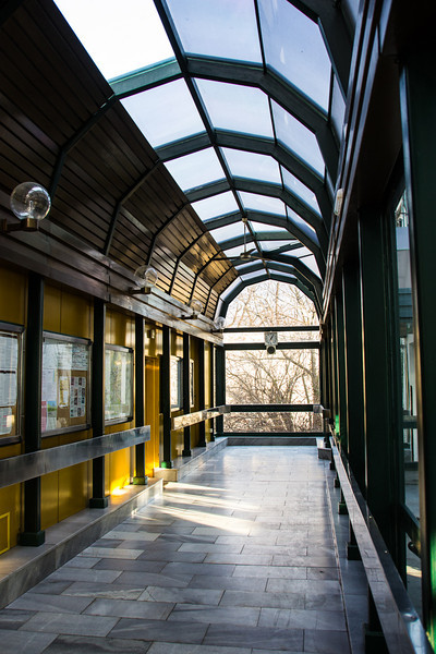 Petrin Funicular Station<br /> Prague
