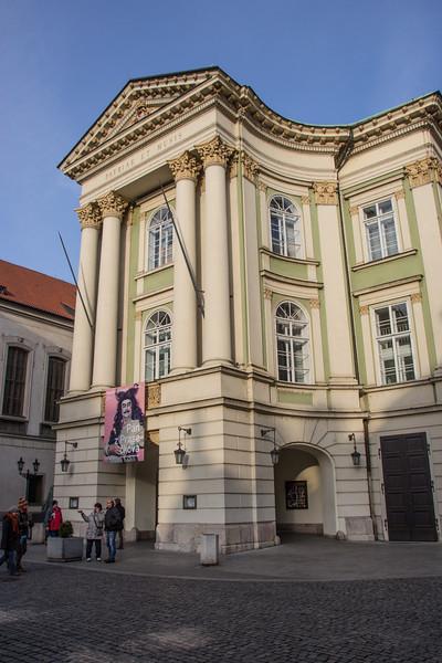 Theatre of Estates<br /> Prague