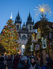Christmas Market, Old Town Square<br /> Prague