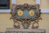 House sign on Nerudova<br /> Prague
