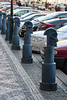 Parking meters (near St Nicholas)<br /> Prague
