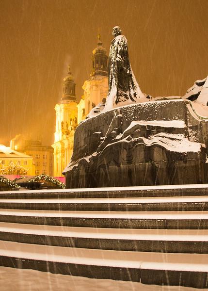 Monument to Jan Hus<br /> Prague