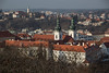 View from Petrin Hill<br /> Prague