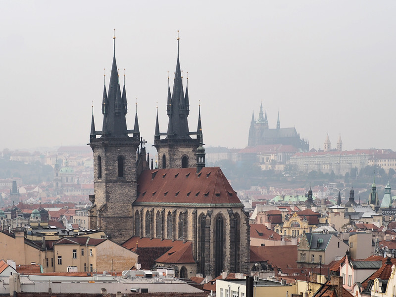 Two Cathedrals