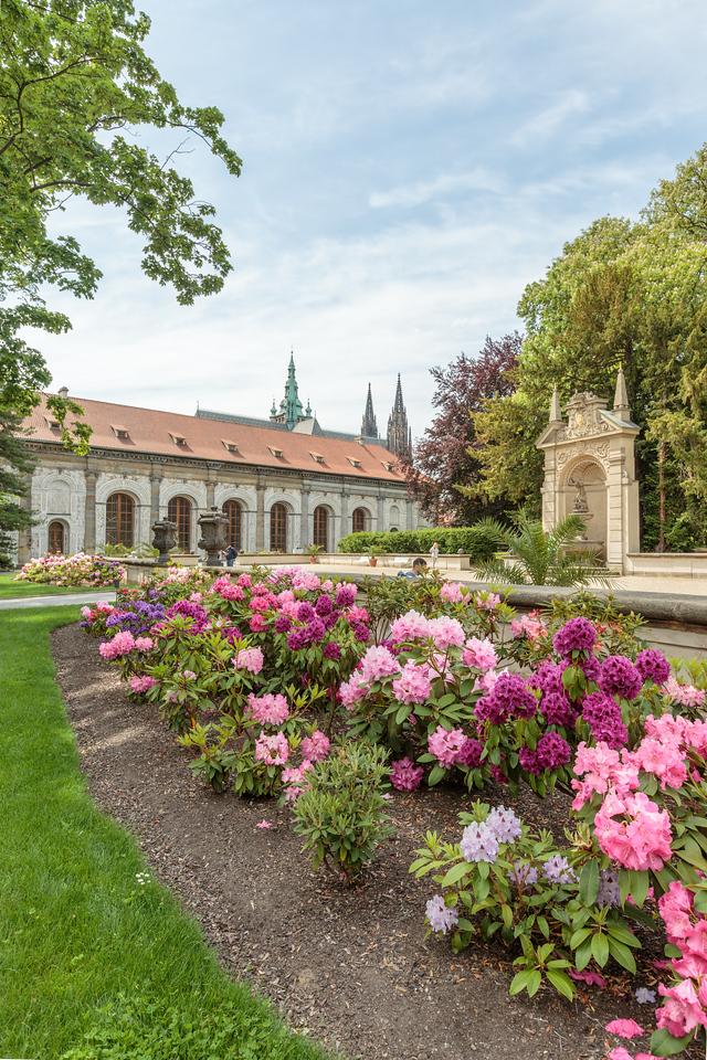Royal Gardens, Prague Castle