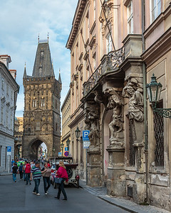 Prague, Czech Republic, 2017