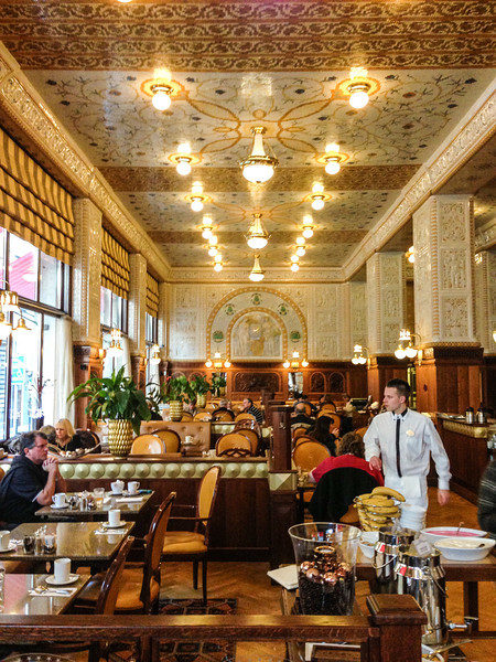 Cafe Imperial<br /> Prague