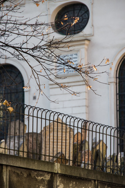 Jewish Cemetery<br /> Prague