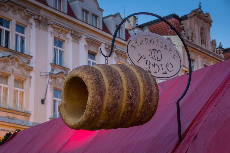 Trdelnik<br /> Prague
