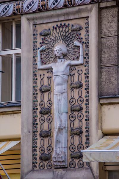 Art Nouveau<br /> Prague