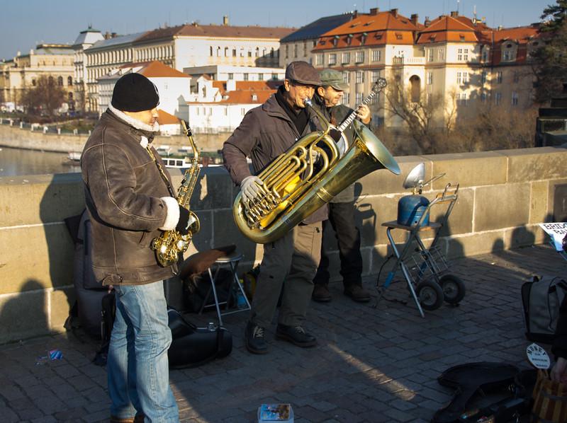Charles Bridge<br /> Prague