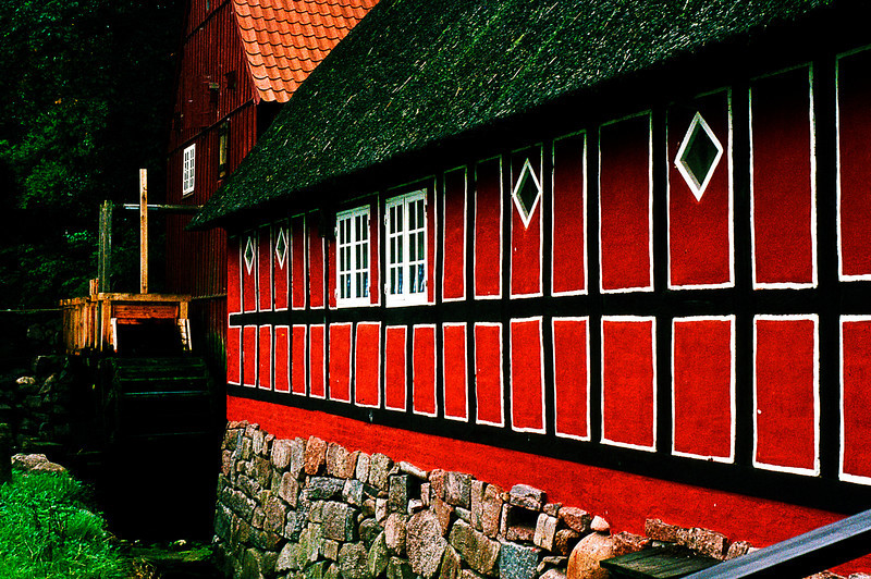 This house in Gamelvye seems like it might have some Norwegian heritage in the family.