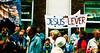 Fervently religious…