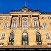 Denmark - Copenhagen - Kopenhagen - København - Køpmannæhafn - Köpenhamn - Capital City - Amalienborg Palace -  Danish Royal Family residence